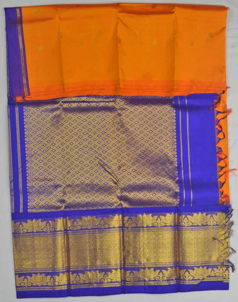 Temple Saree 8182