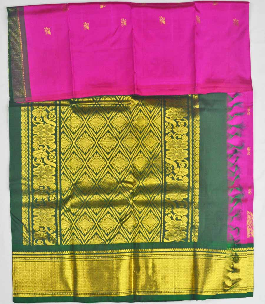 Temple Saree 8163