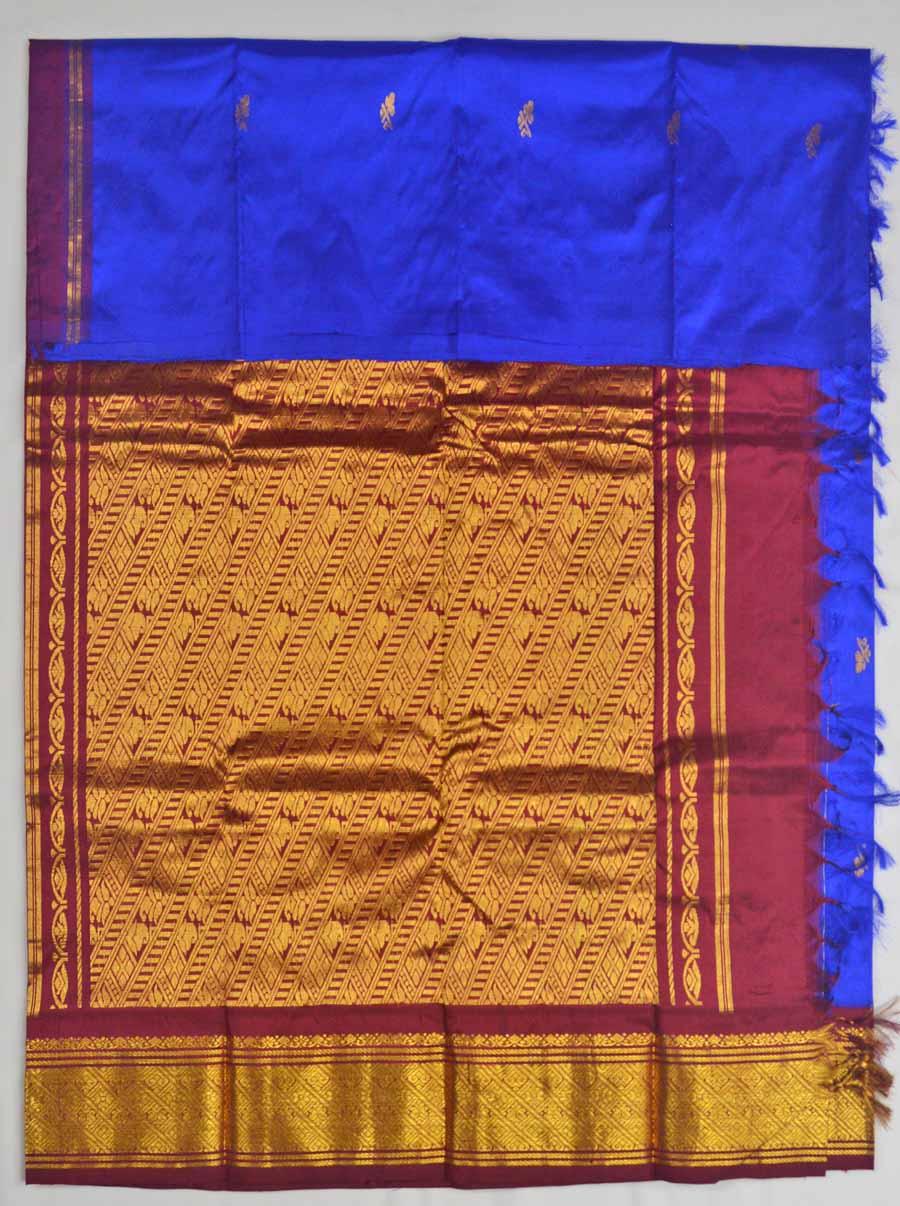 Temple Saree 8310