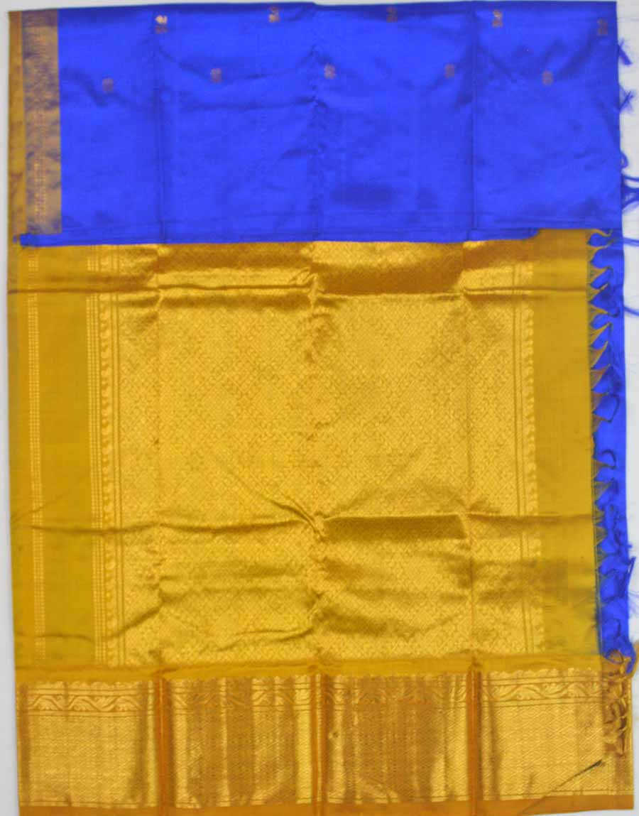 Temple Saree 8351