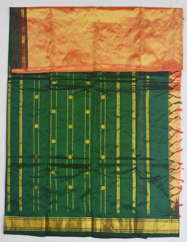Temple Saree 8315