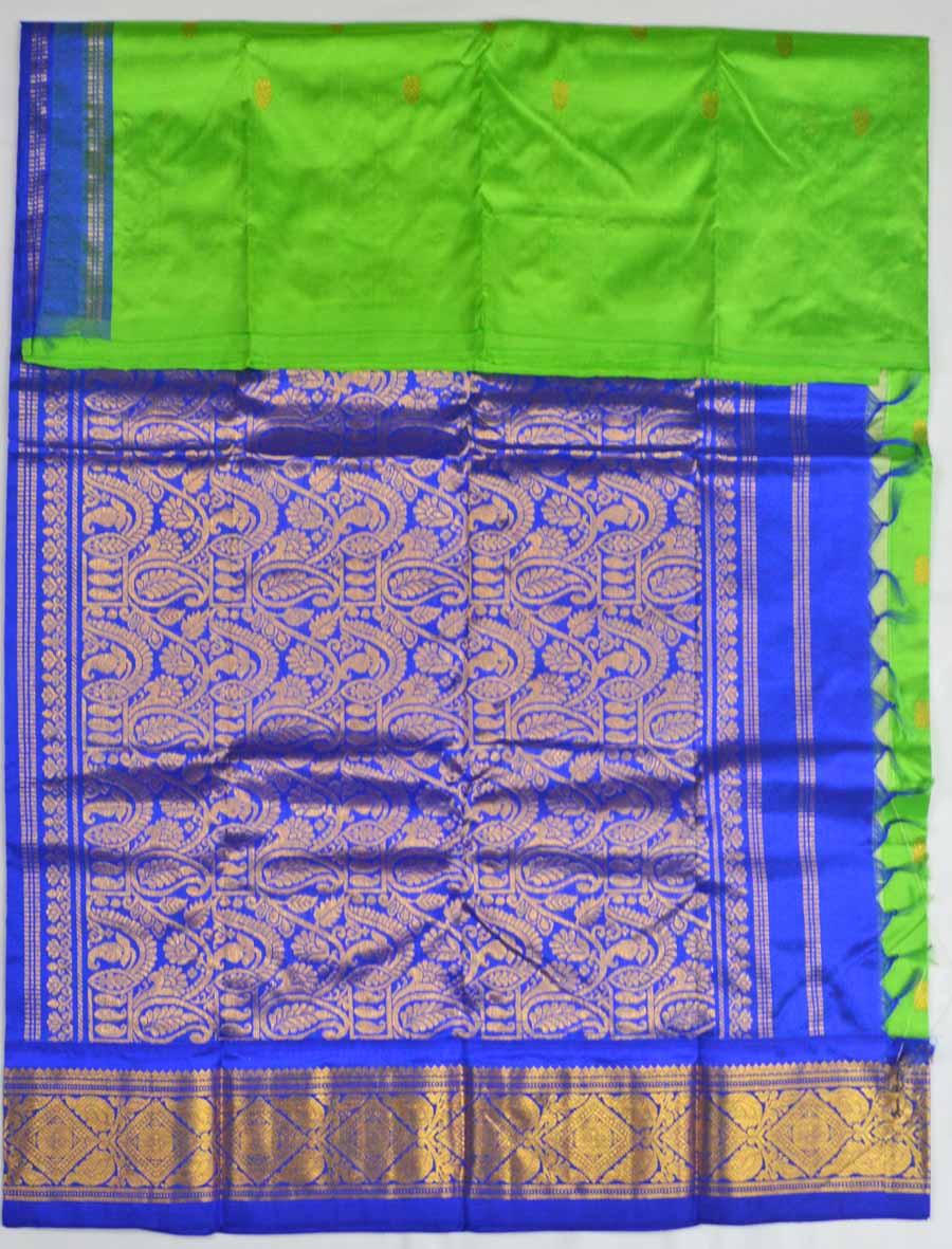 Temple Saree 8306