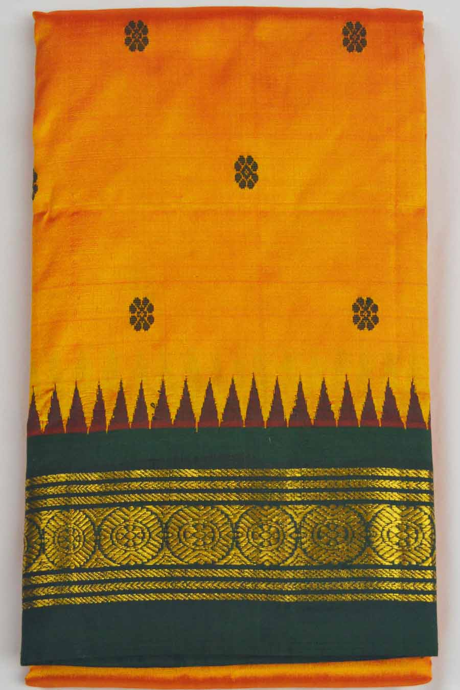Temple Saree 8314