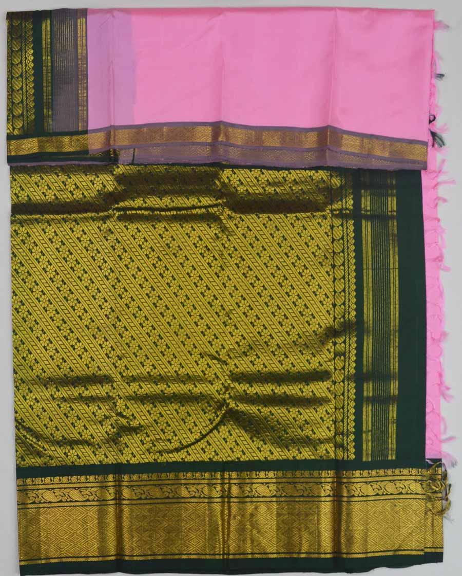 Temple Saree 8344