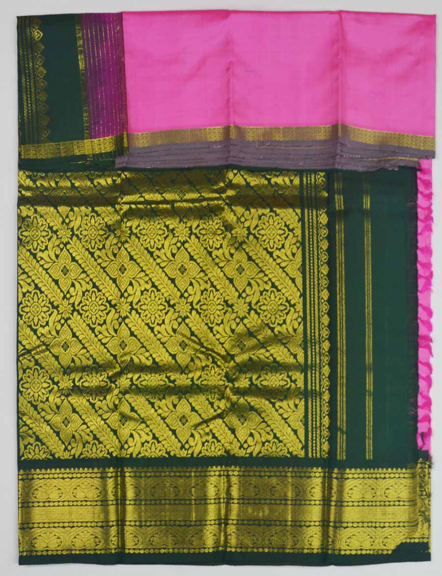 Temple Saree 8345