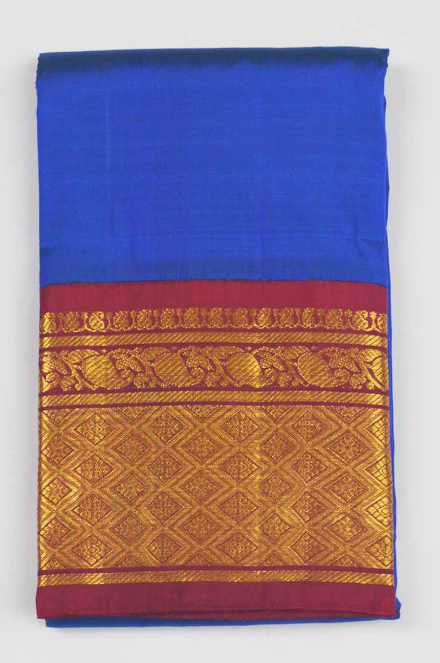 Temple Saree 8350
