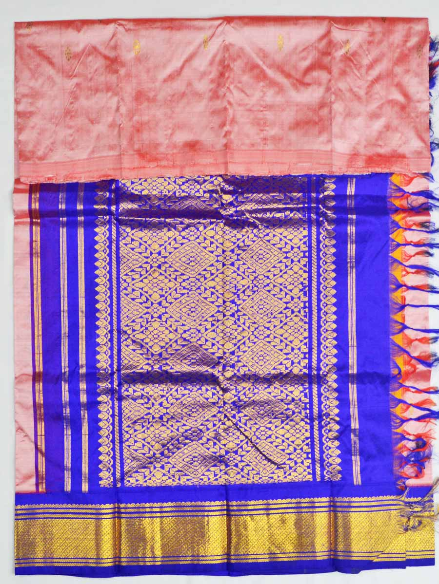 Temple Saree 8308