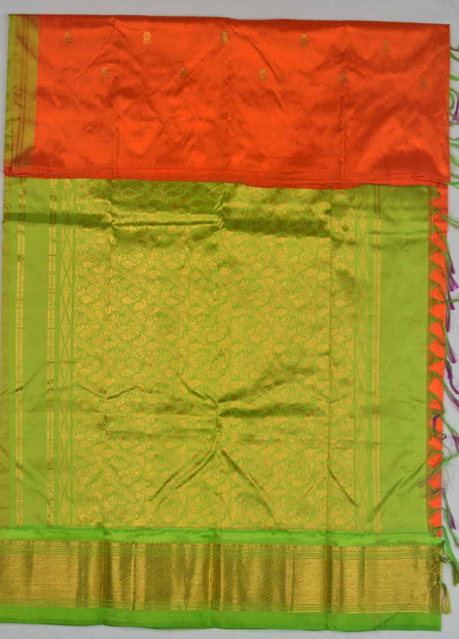 Temple Saree 8357