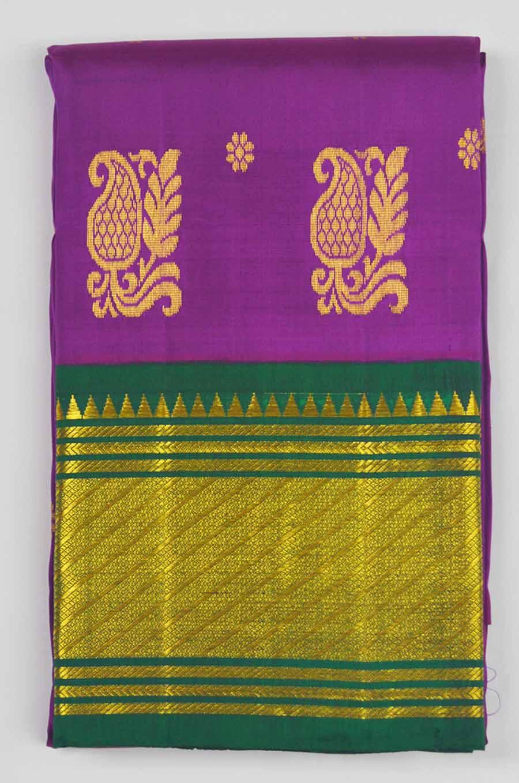 Temple Saree 8360