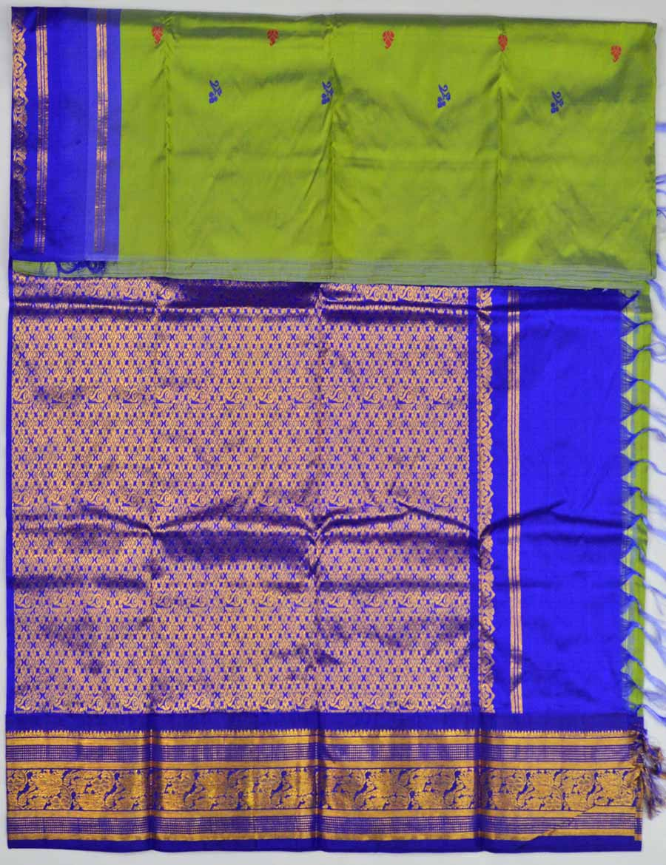 Temple Saree 8539