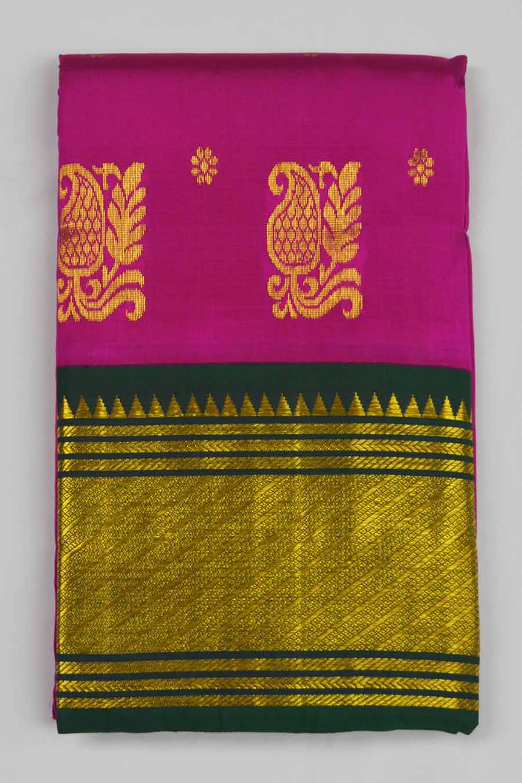 Temple Saree 8545