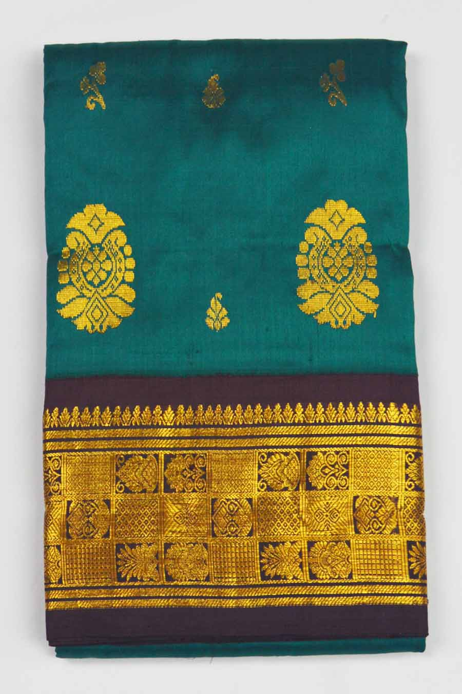 Temple Saree 8541