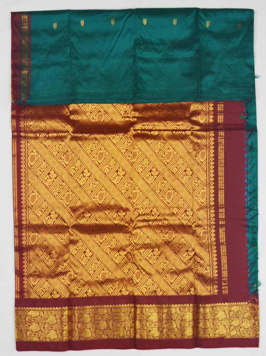 Temple Saree 8542