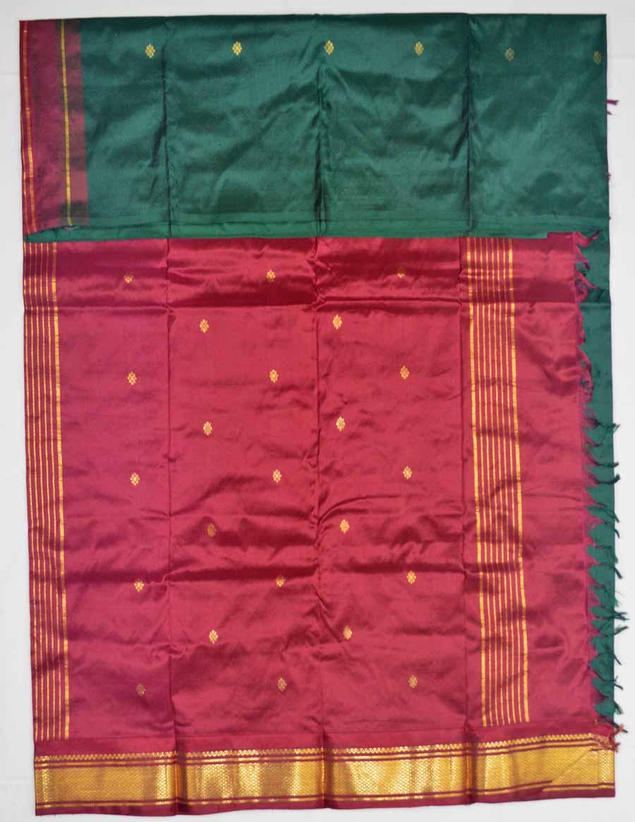 Temple Saree 8631