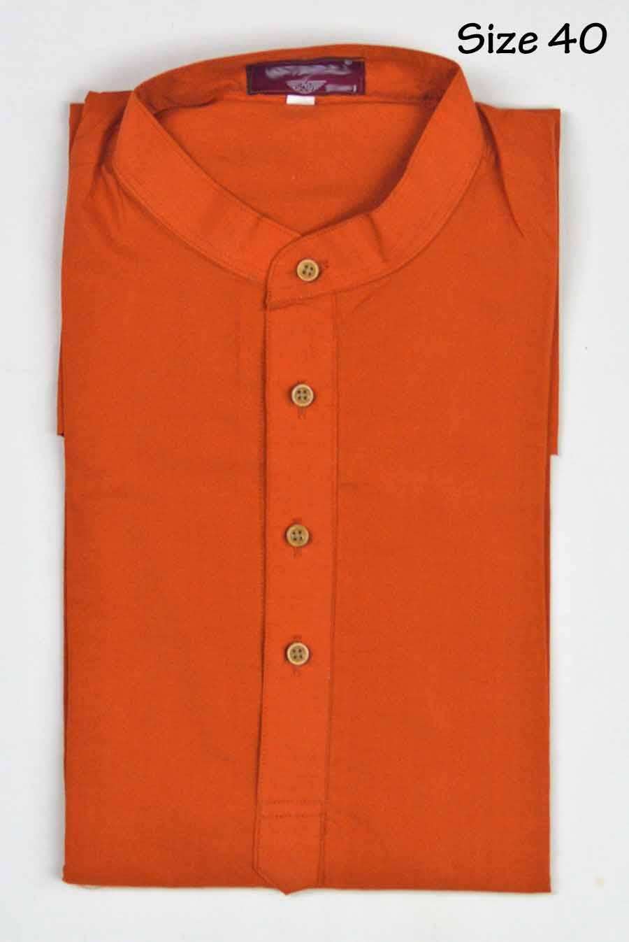 Cotton Kurta 9107 - 40