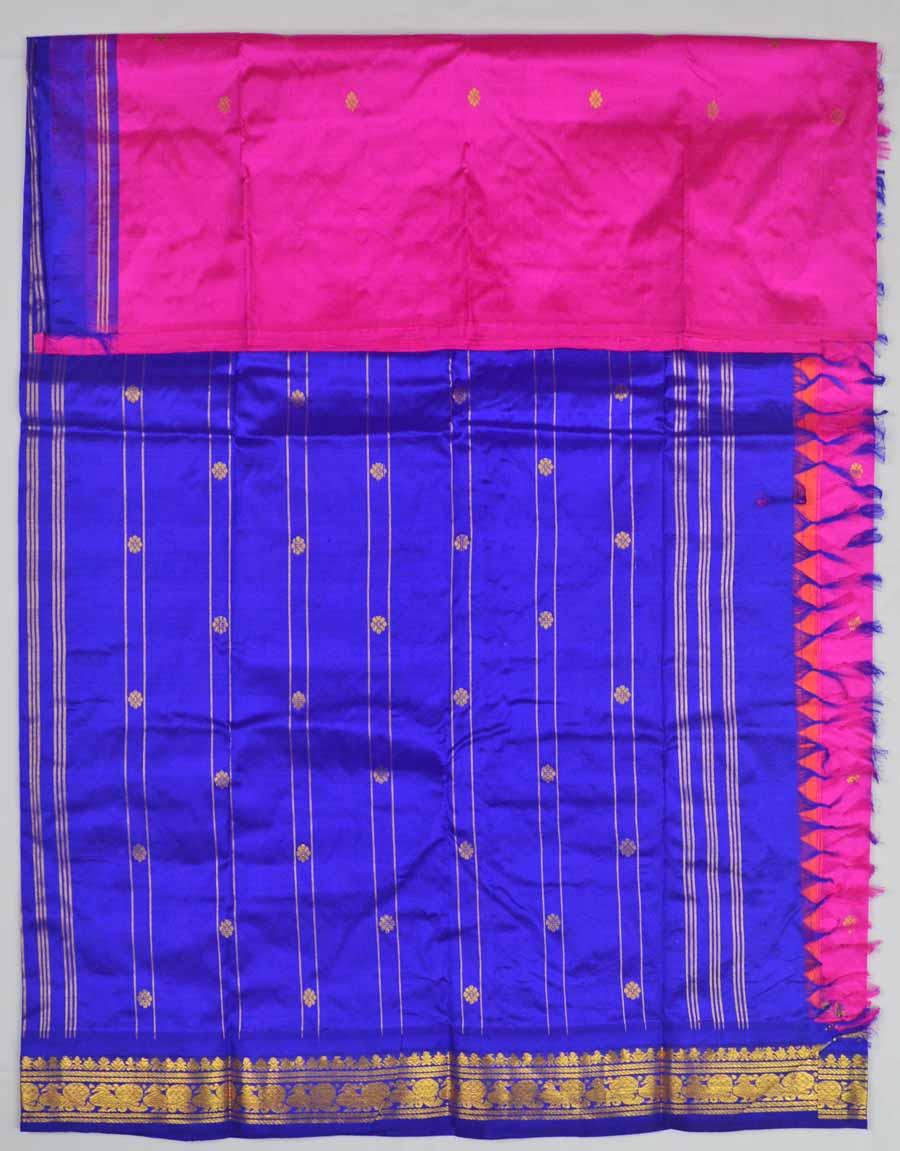 Temple Saree 8632
