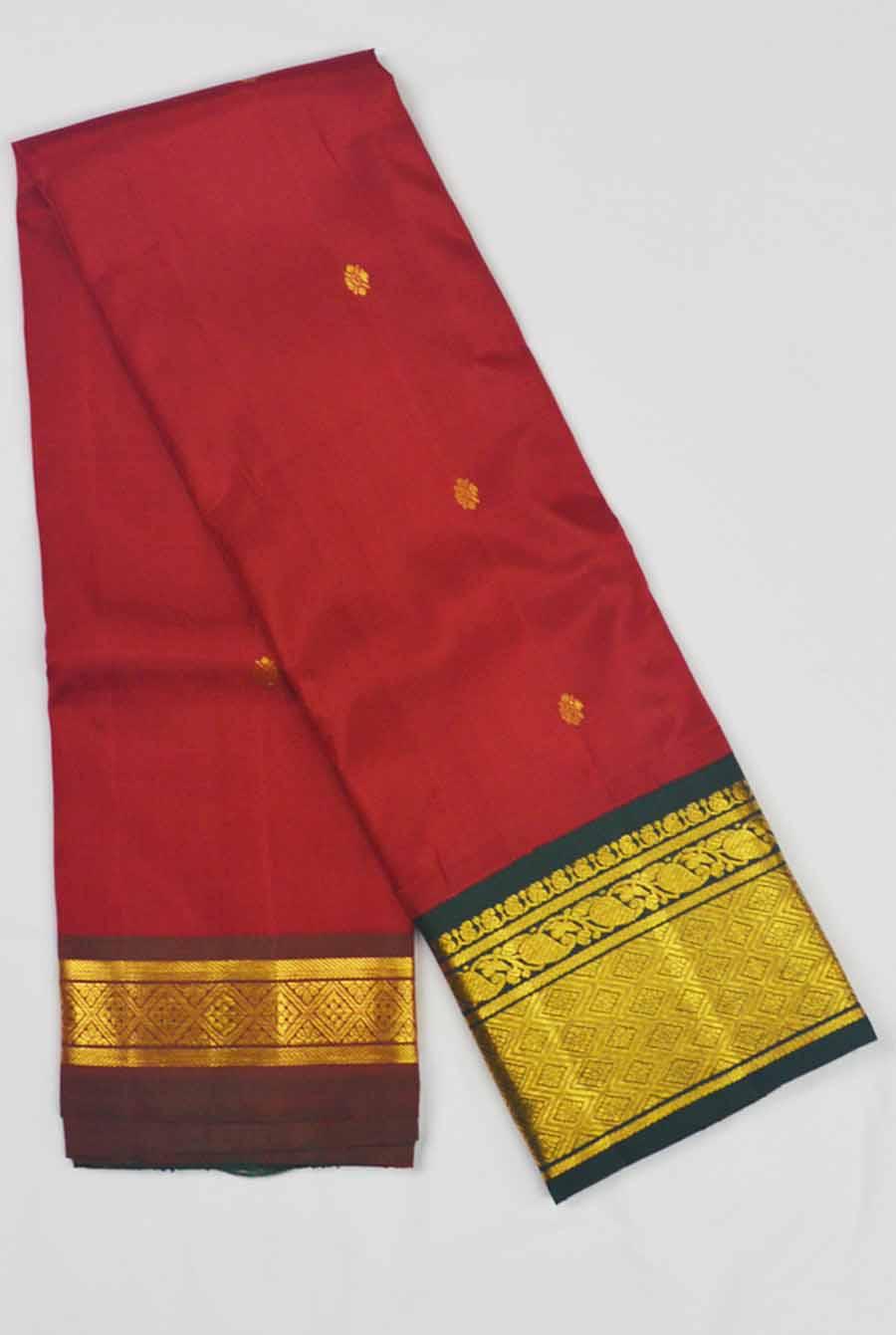 Silk Saree 8782