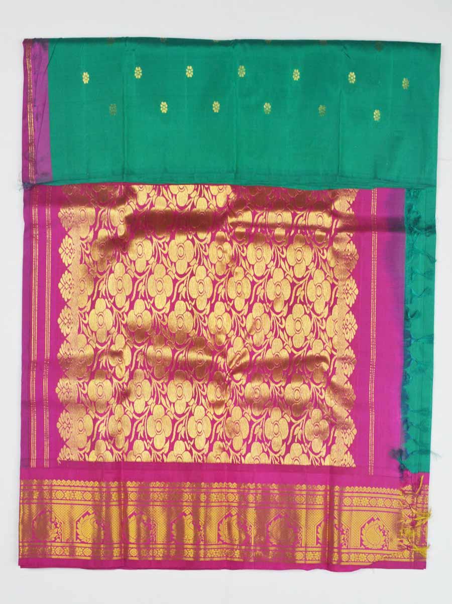 Temple Saree 8823
