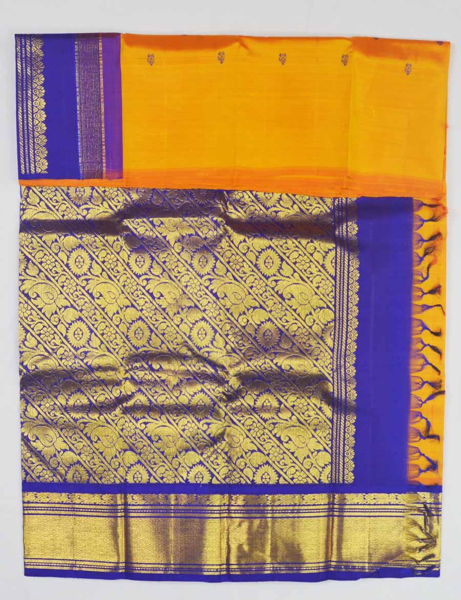 Temple Saree 8896a