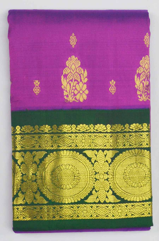 Temple Saree 8897