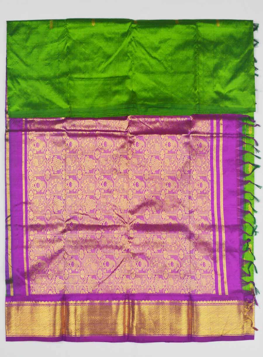 Temple Saree 9589