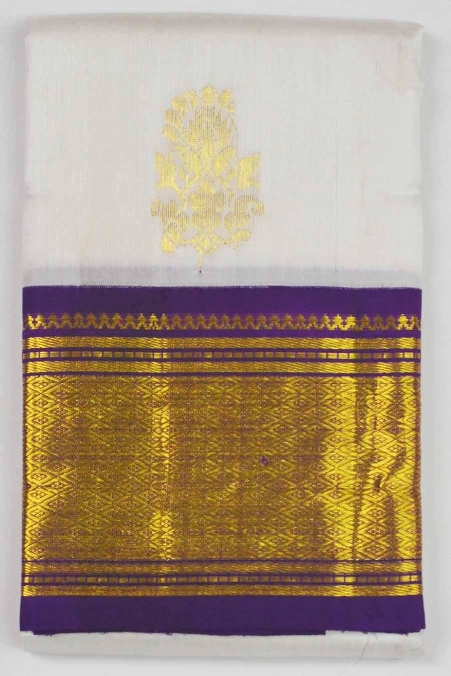 Temple Saree 9594