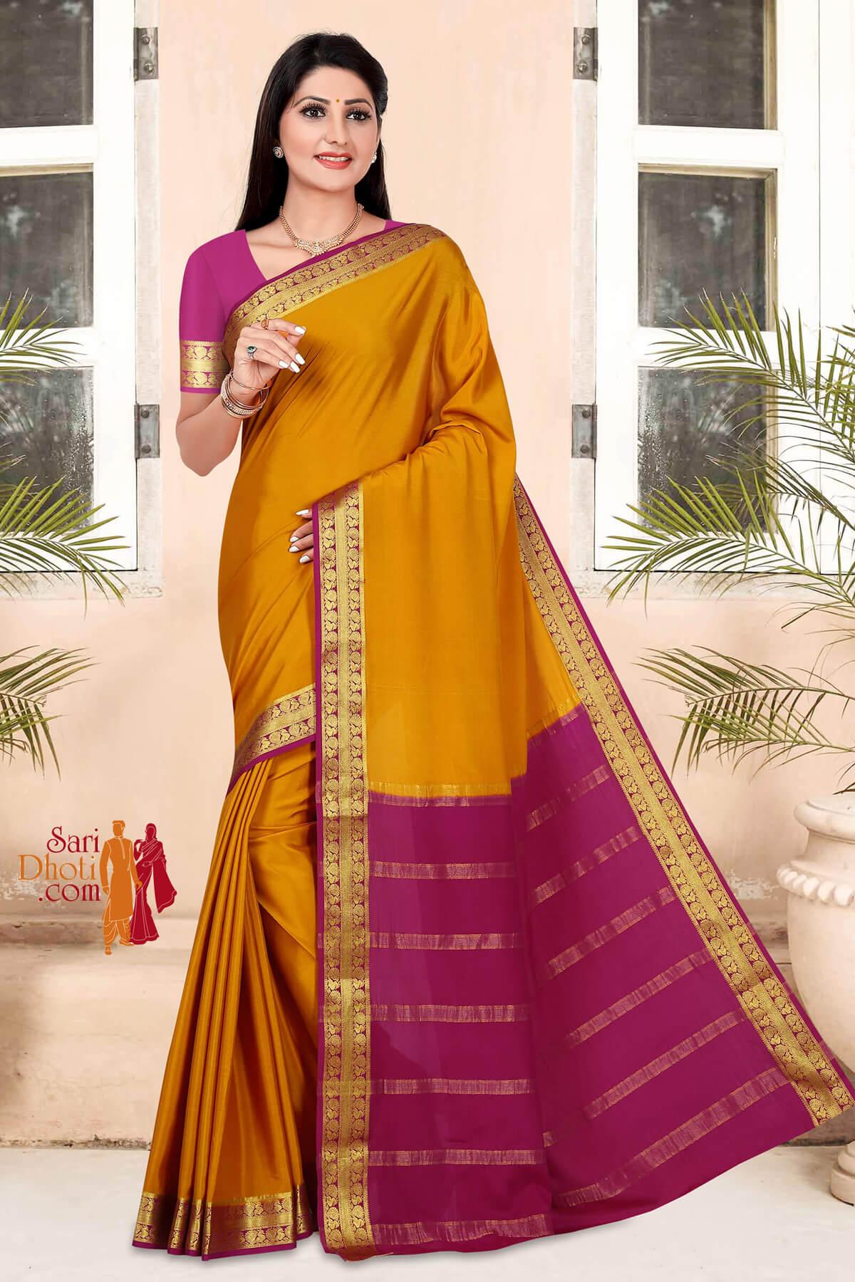 Mysore Silk 9715