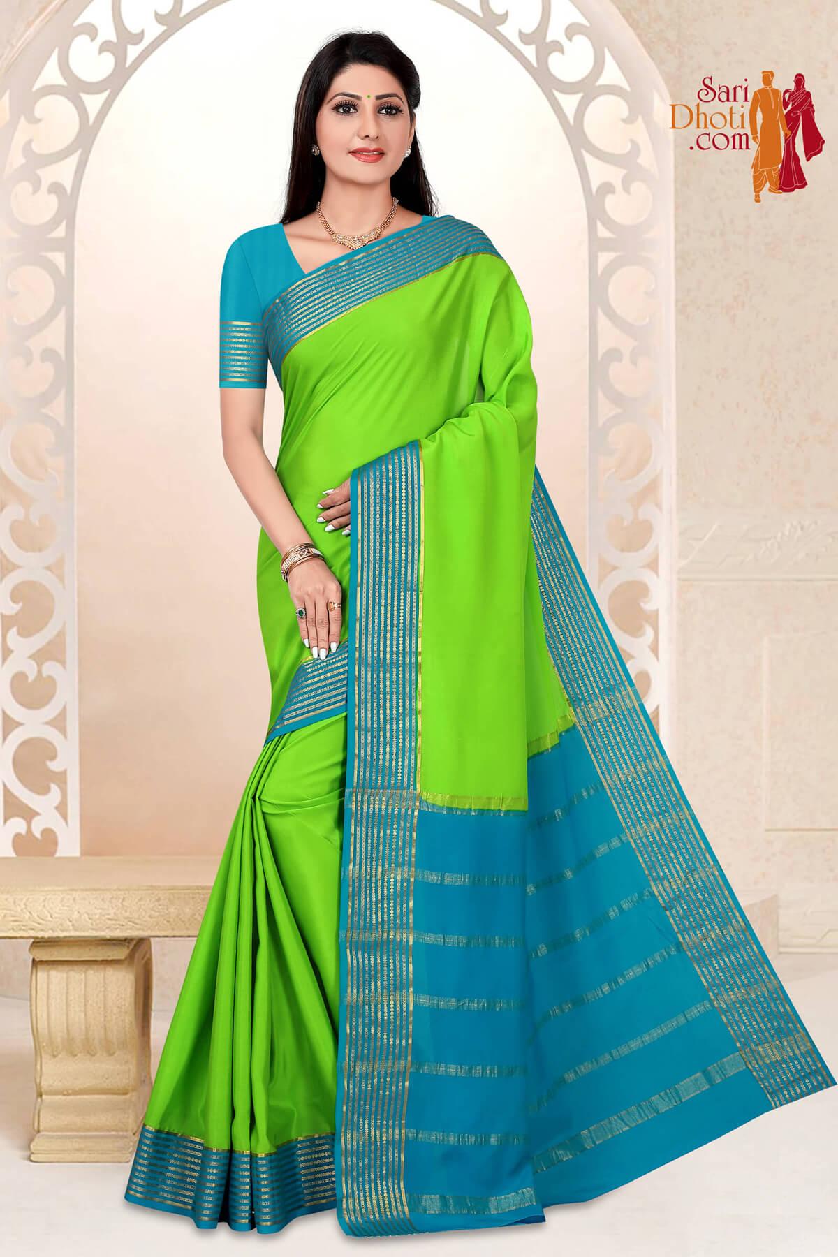 Mysore Silk 9717