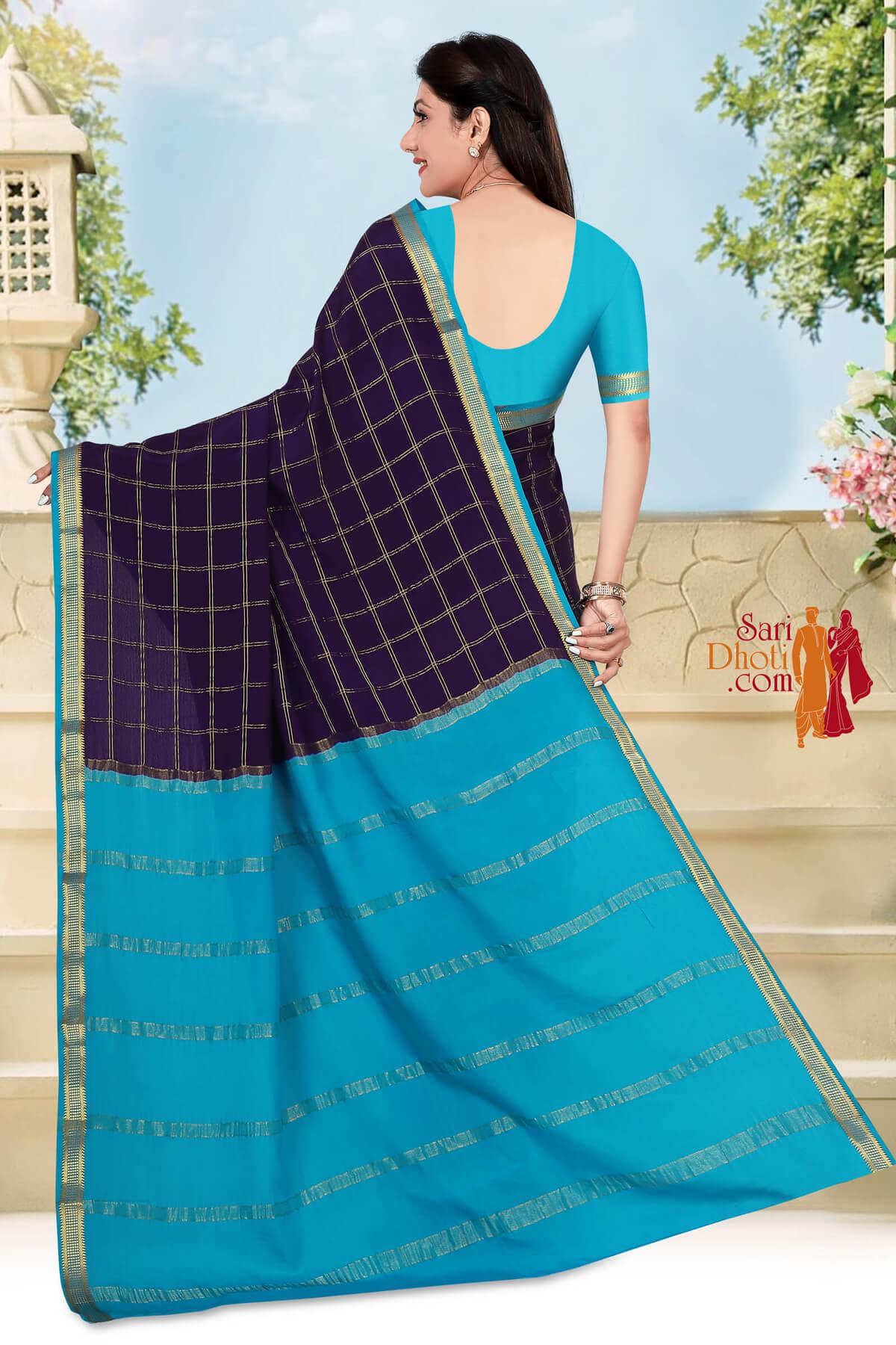 Mysore Silk 9722