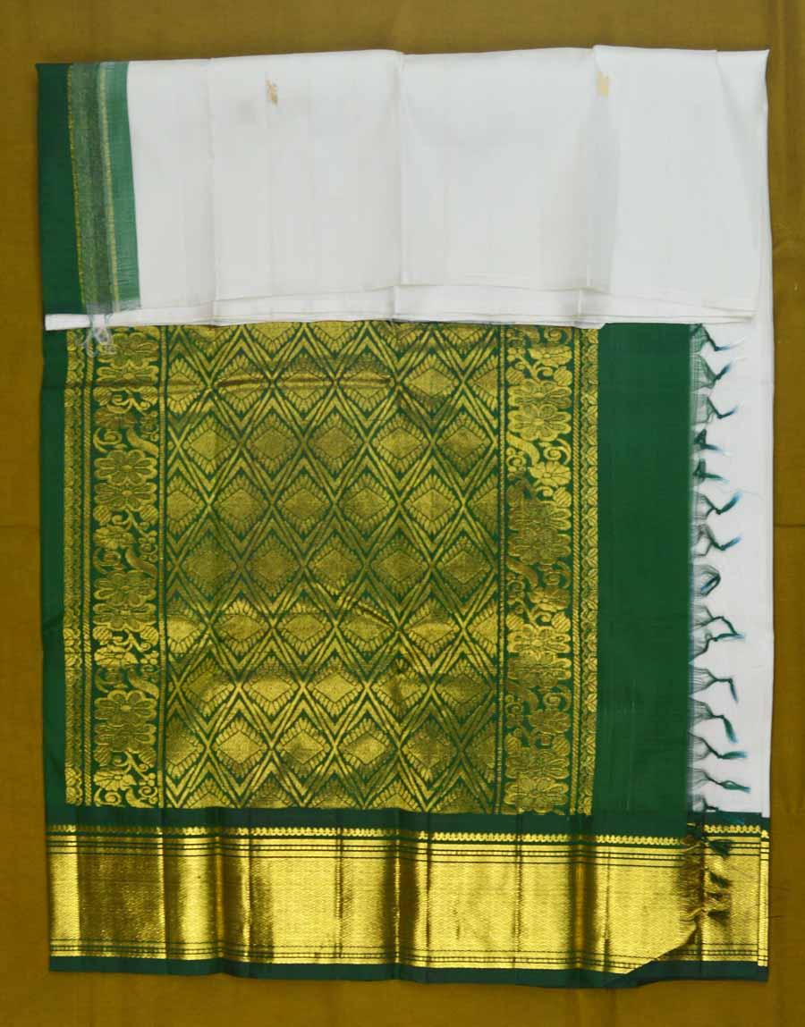 Temple Saree 9689