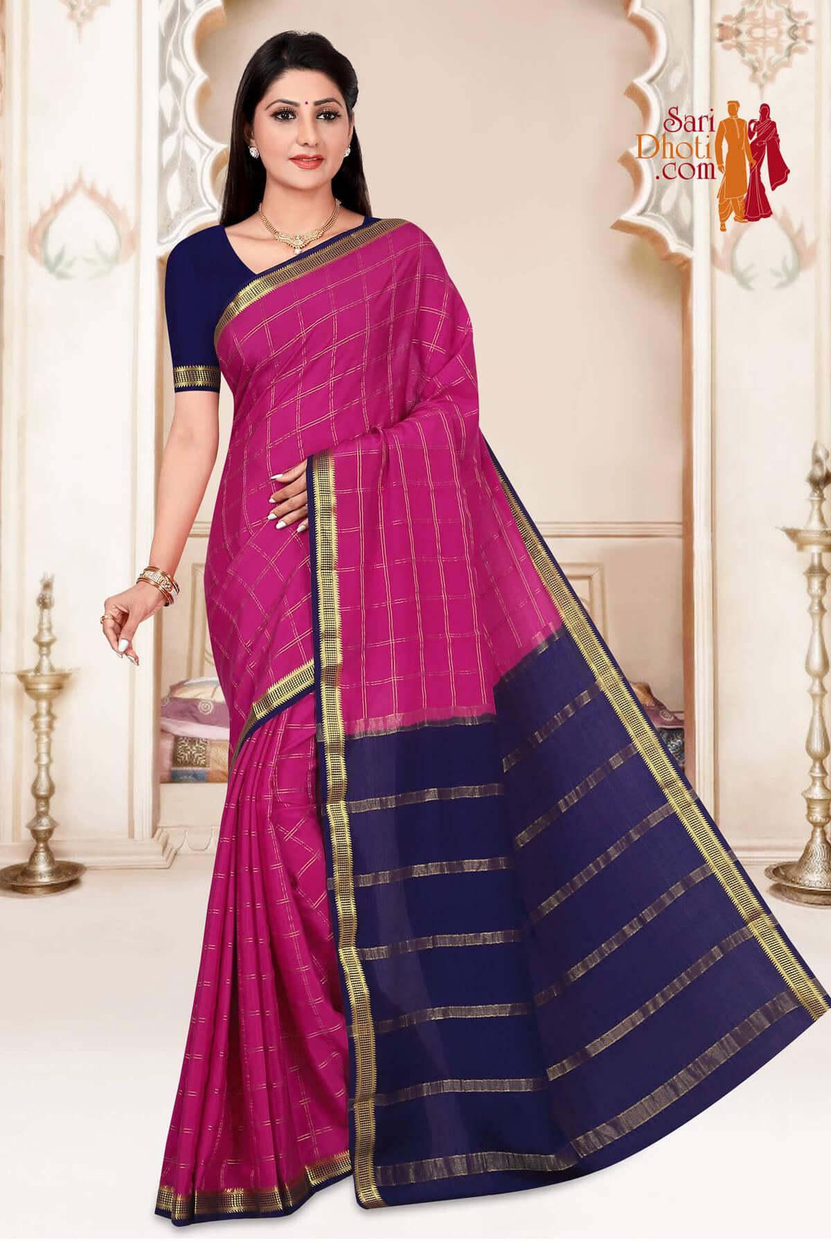 Mysore Silk 9723