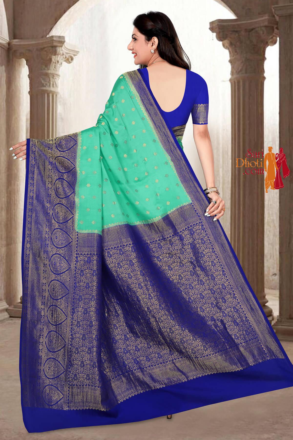 Mysore Silk 9724