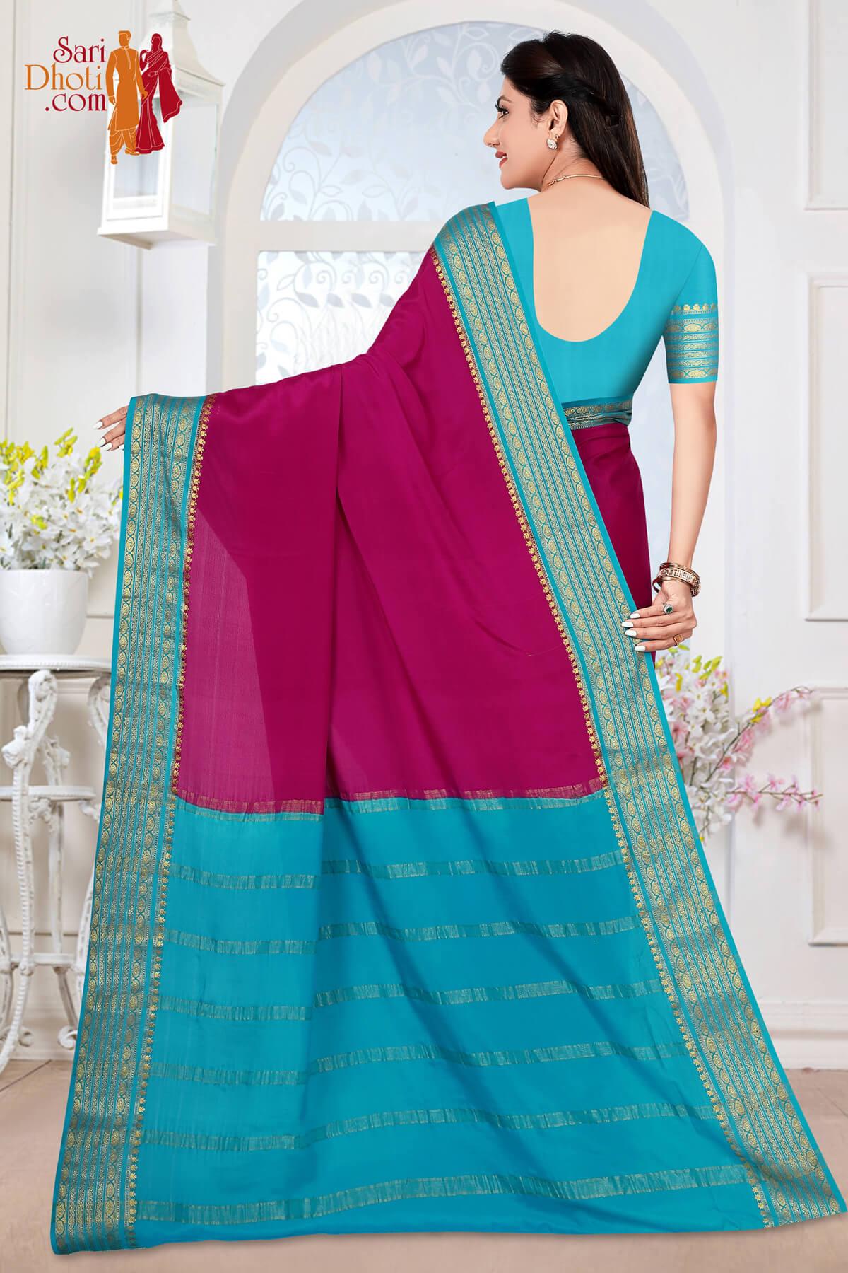 Mysore Silk 9718