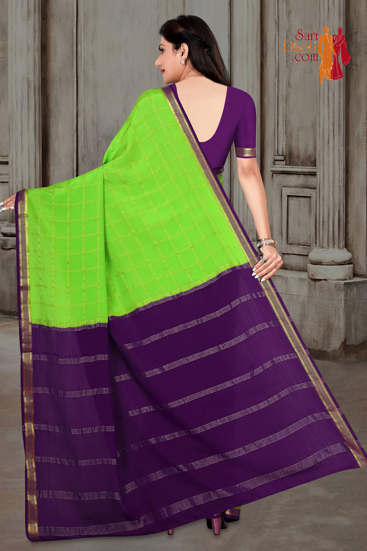 Mysore Silk 9720