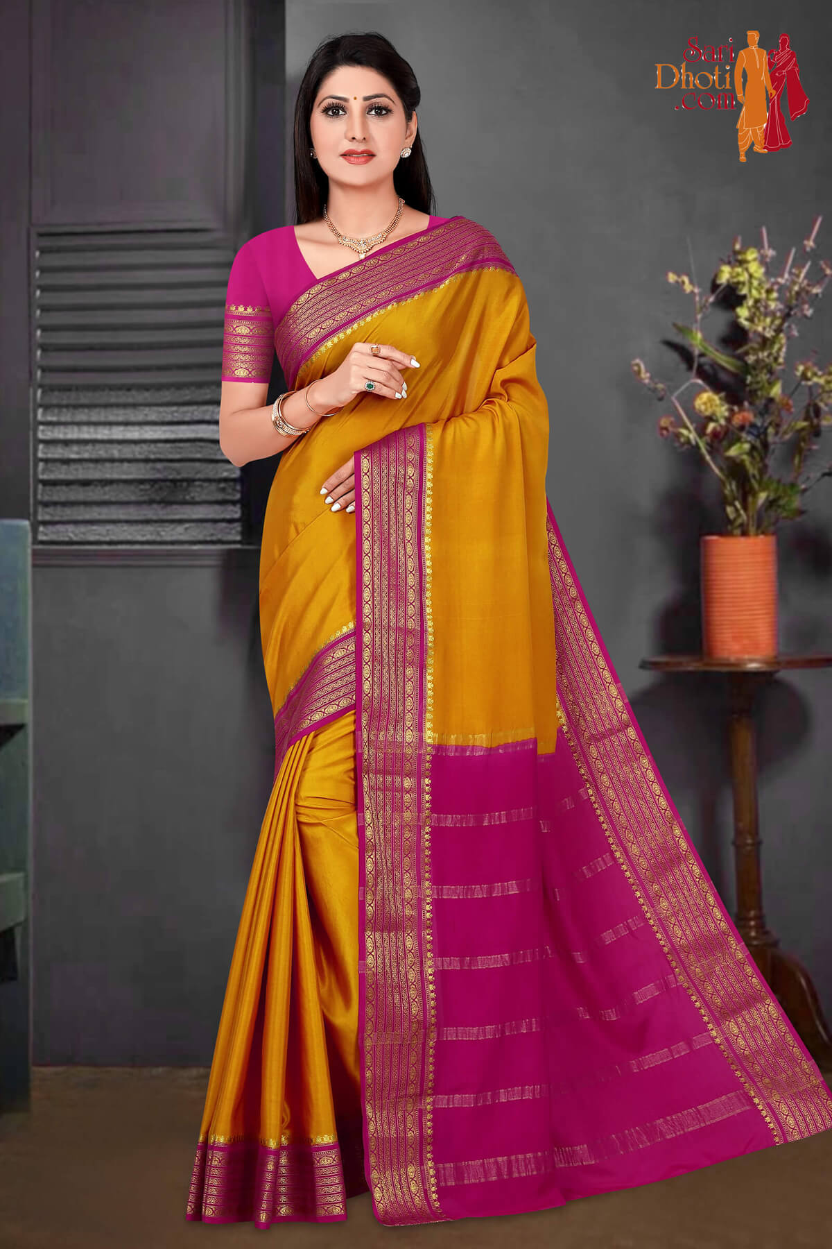 Mysore Silk 9719