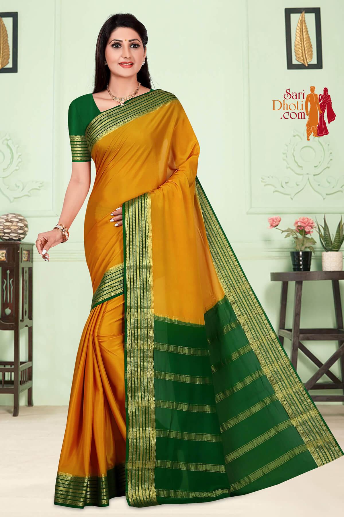 Mysore Silk 9714