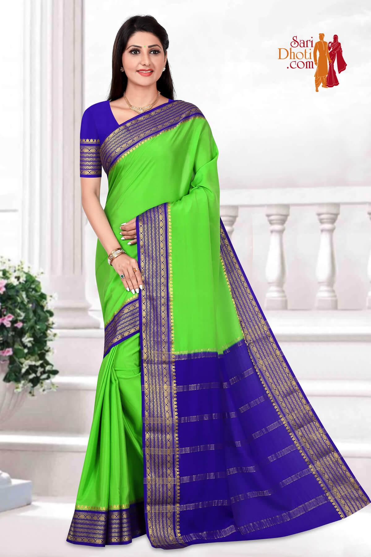 Mysore Silk 9716