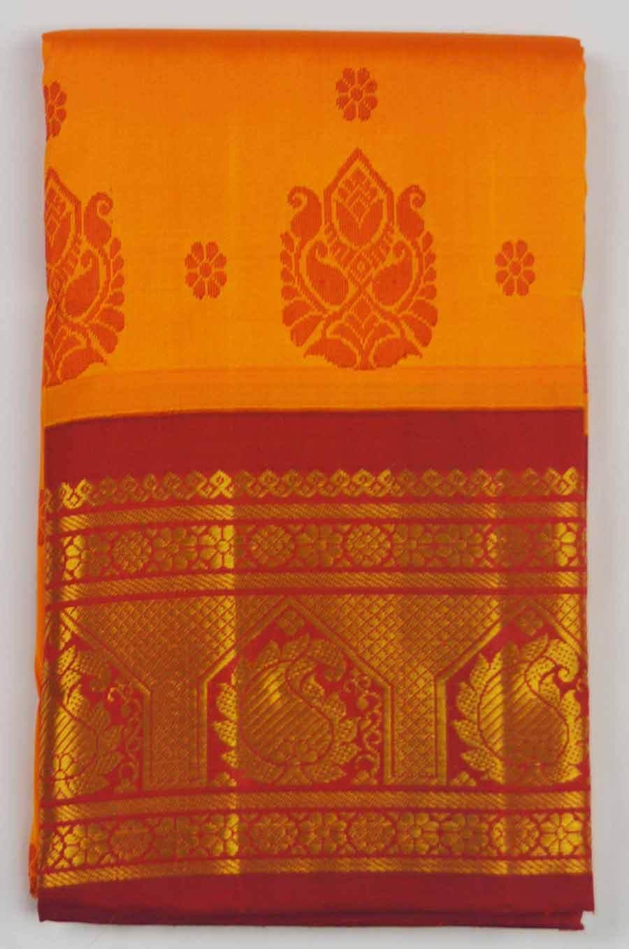 Temple Saree 9797