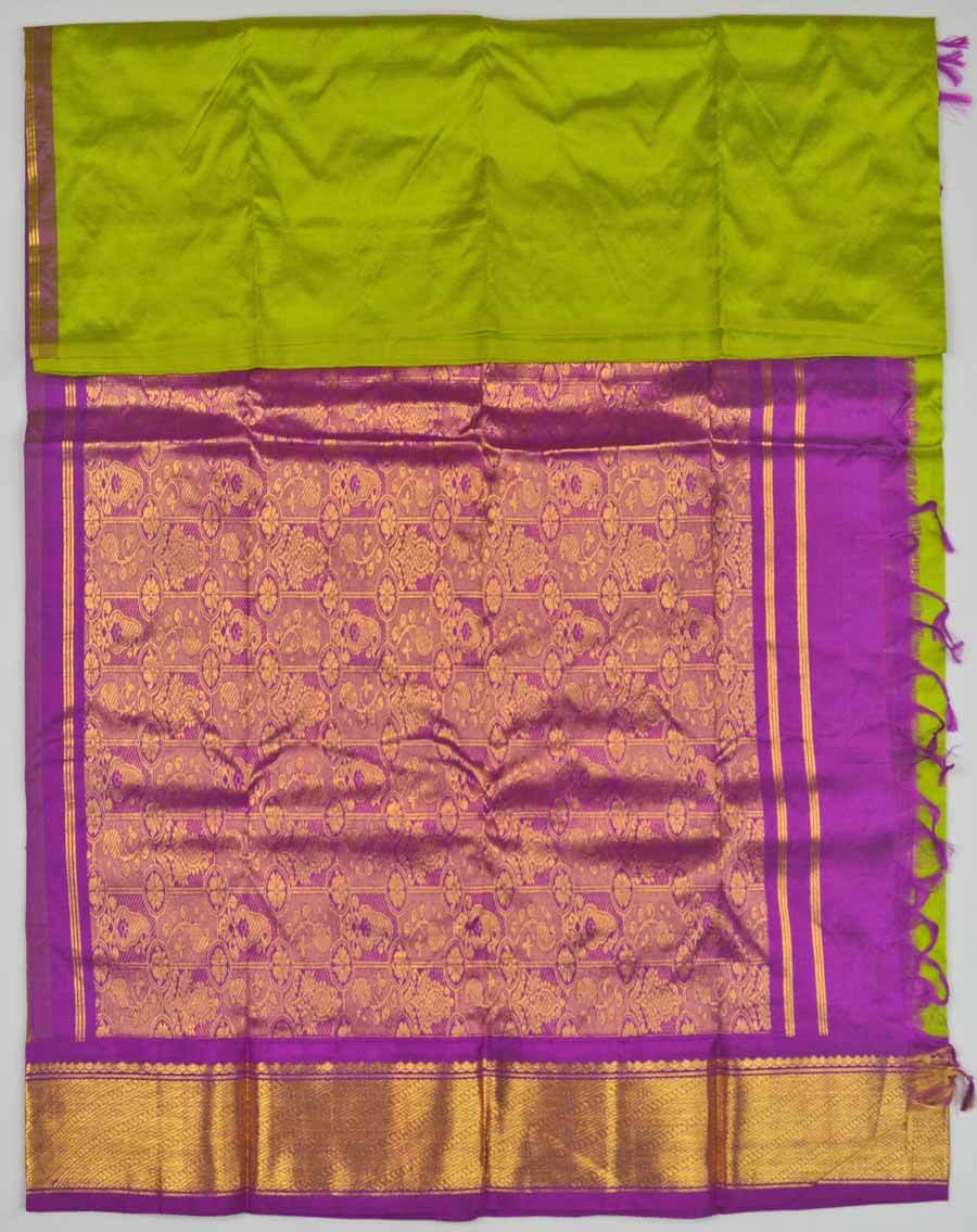 Temple Saree 9795