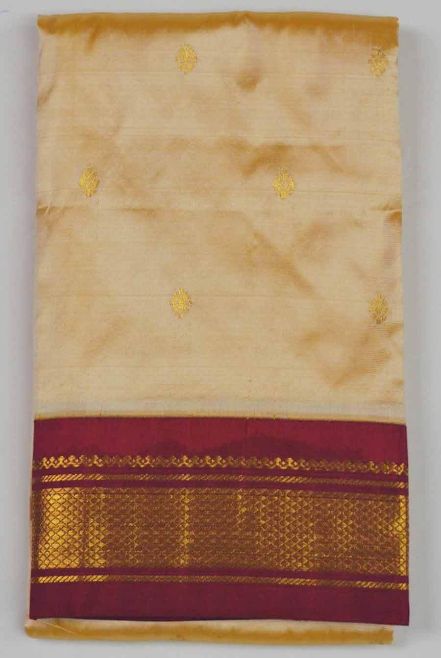 Temple Saree 9832