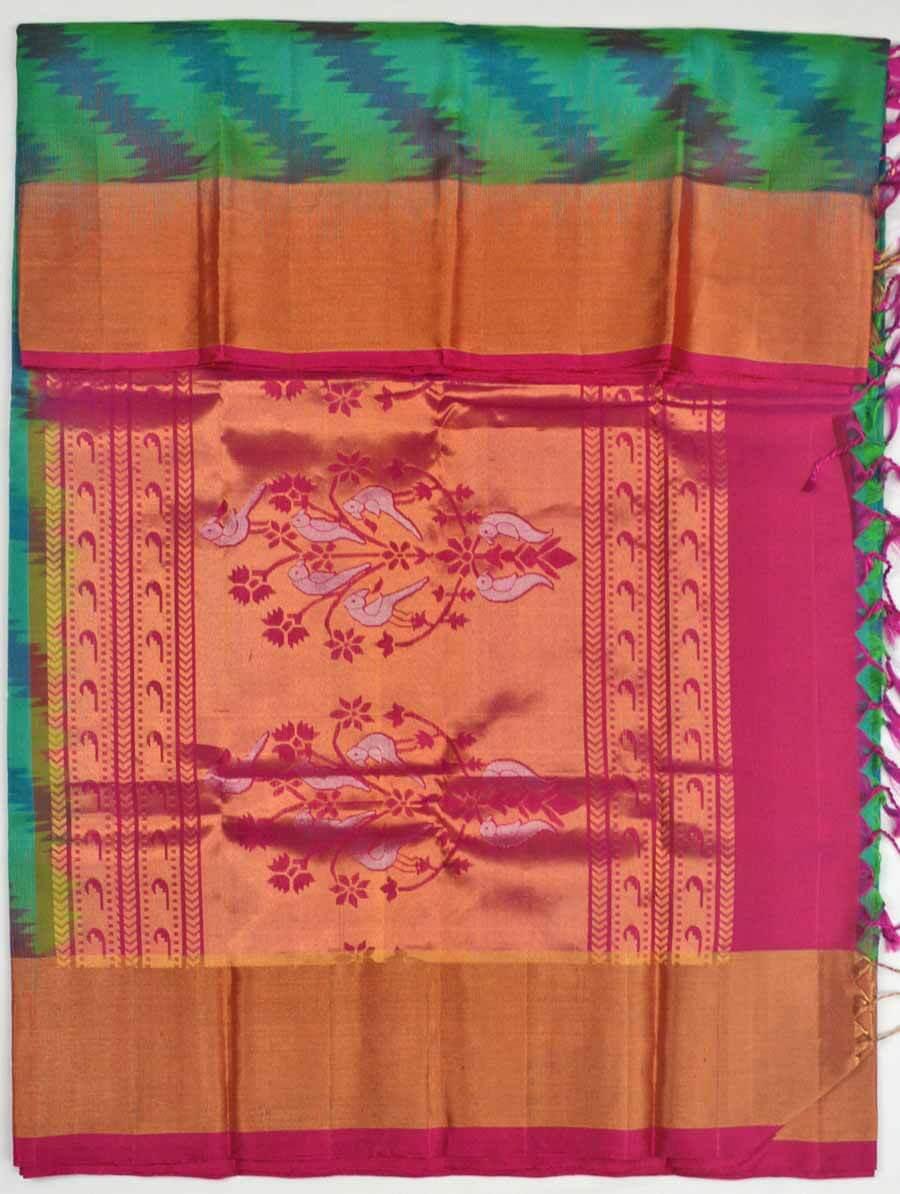 Soft Silk Saree 9868