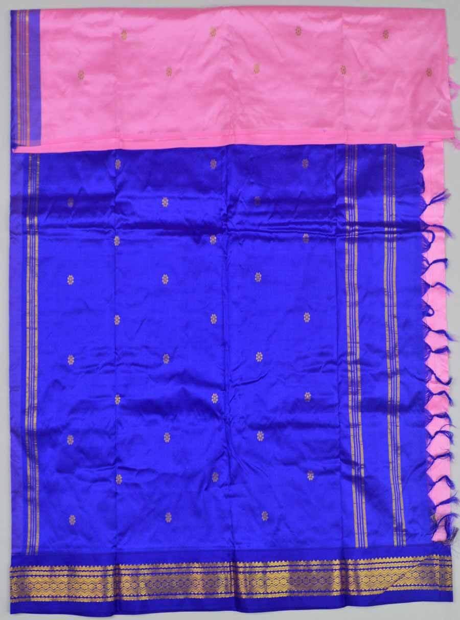 Temple Saree 9834