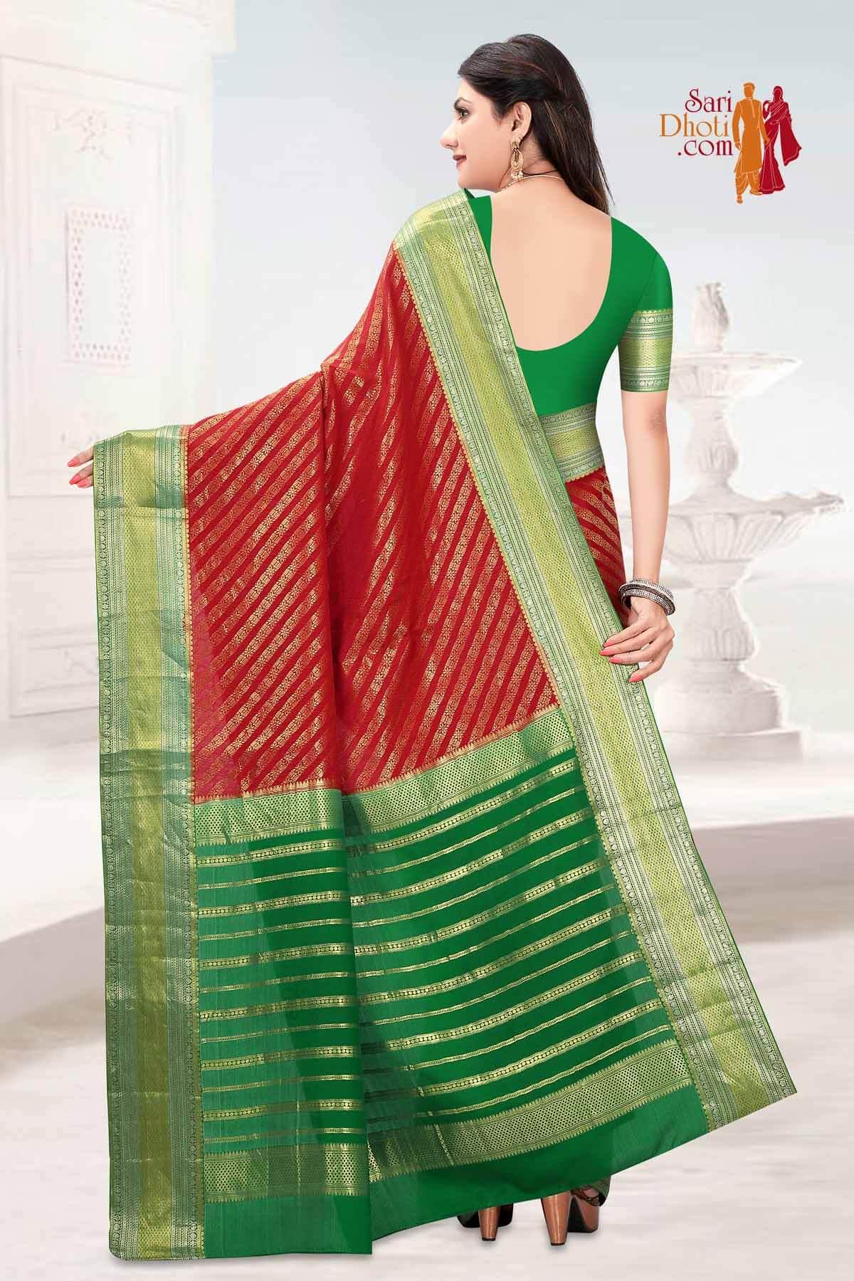 Mysore Silk 9886
