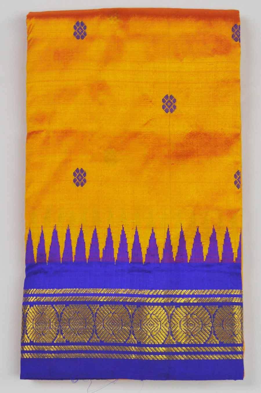 Temple Saree 9786