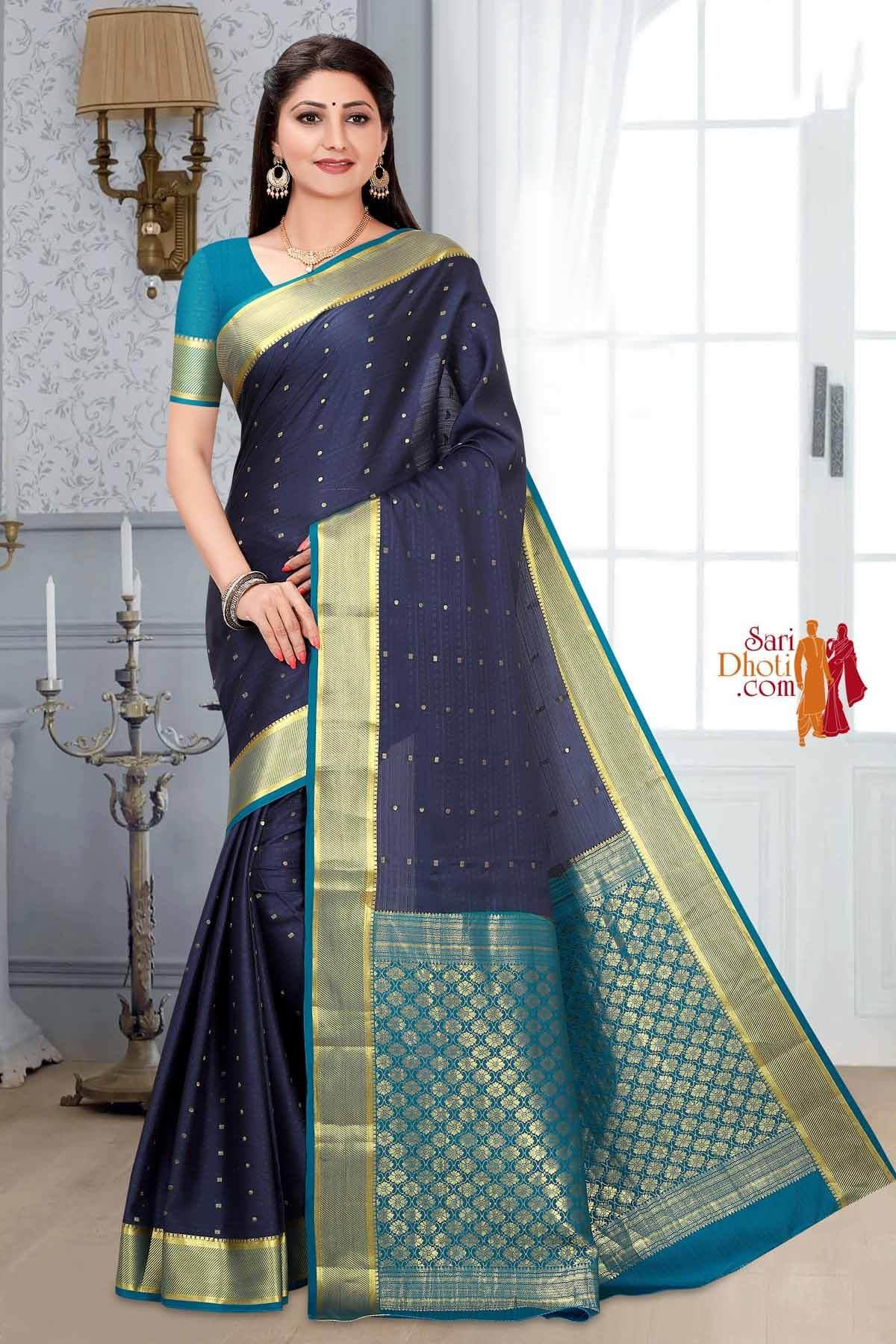 Mysore Silk 9891