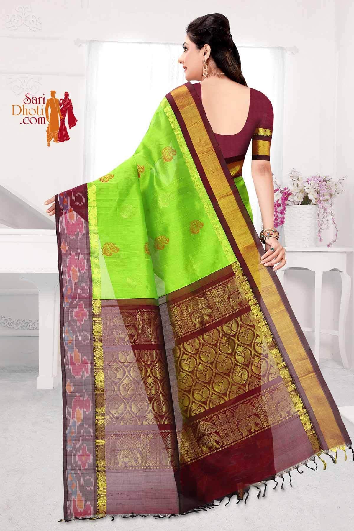 Silk Cotton 9883