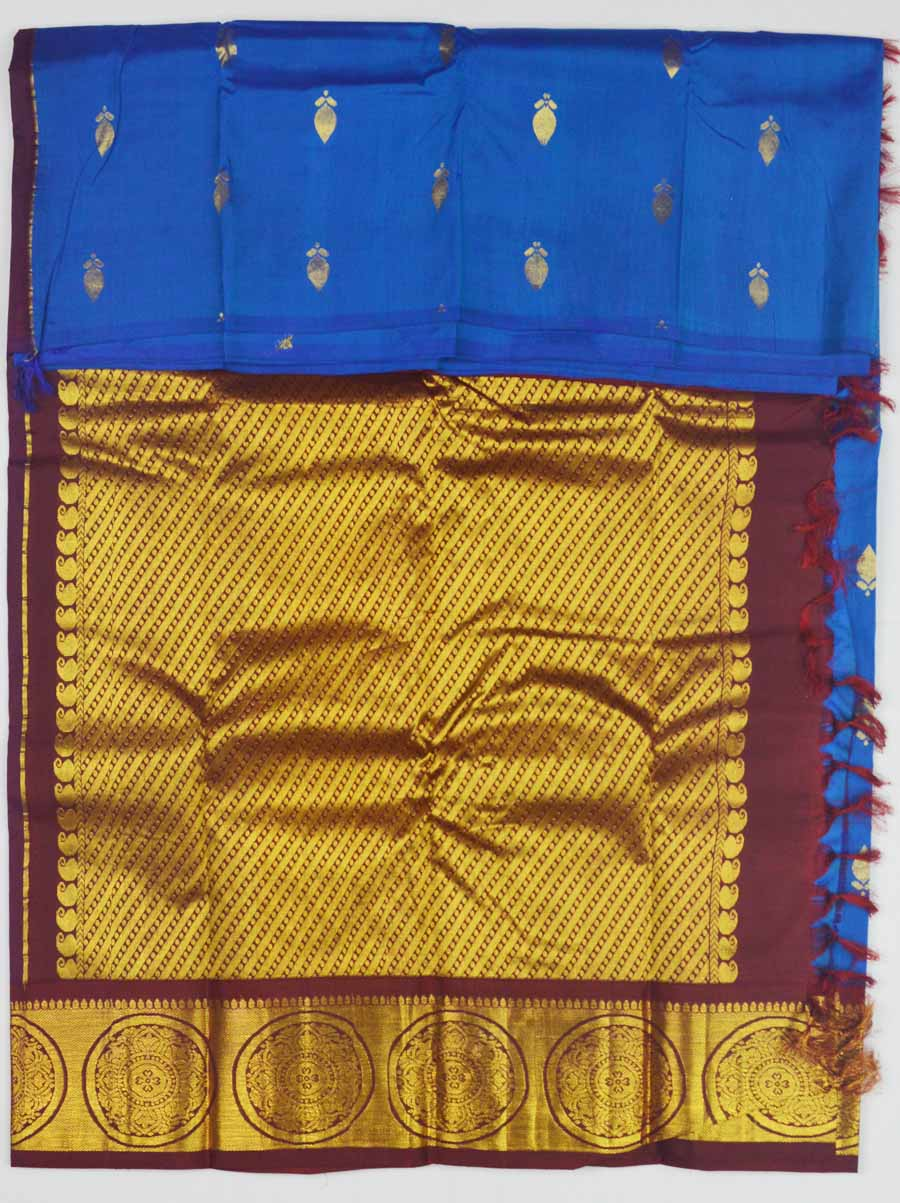 Temple Saree 9690