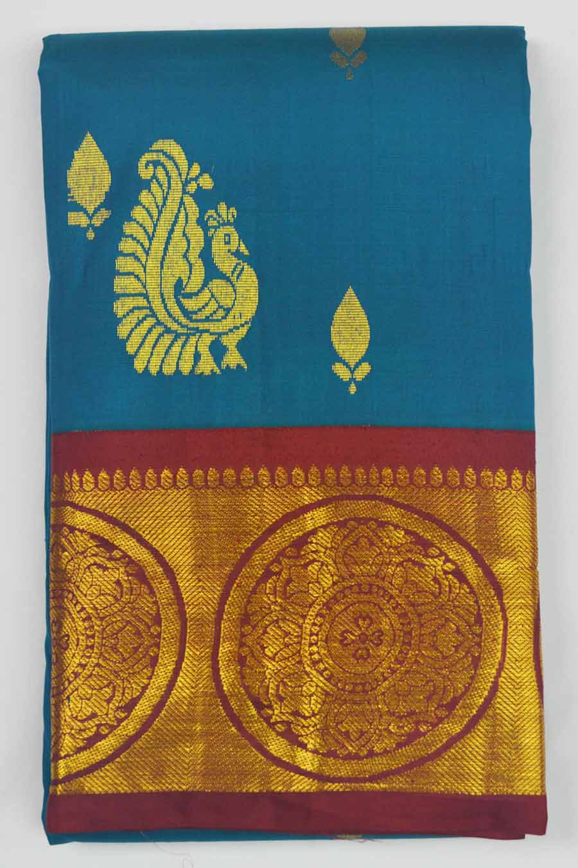 Temple Saree 9737