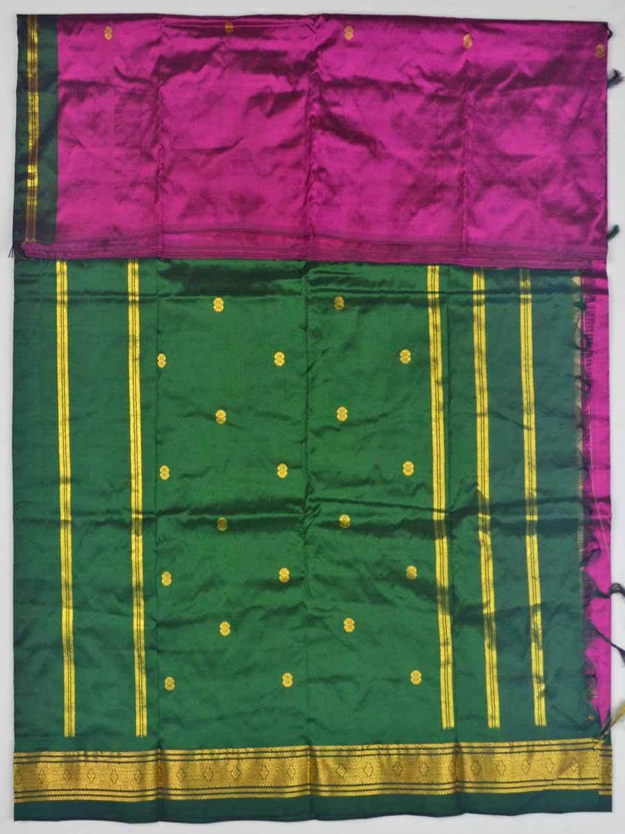 Temple Saree 9837