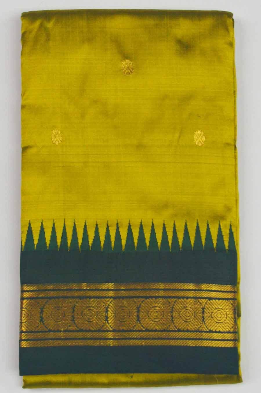 Temple Saree 9785